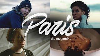 Paris (The Megamix) - AGrande · Ed · J.Derulo & More - Summer Mix (T10MO)