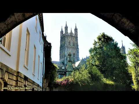 """""""Britain's Cathedrals & Their Music"""" 12: Gloucester Cathedral 1966 (Herbert Sumsion)"""