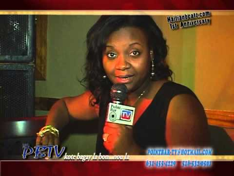 Remember the Time: HB 1st Anniversary party at Brasserie Creole- Point Bar TV !