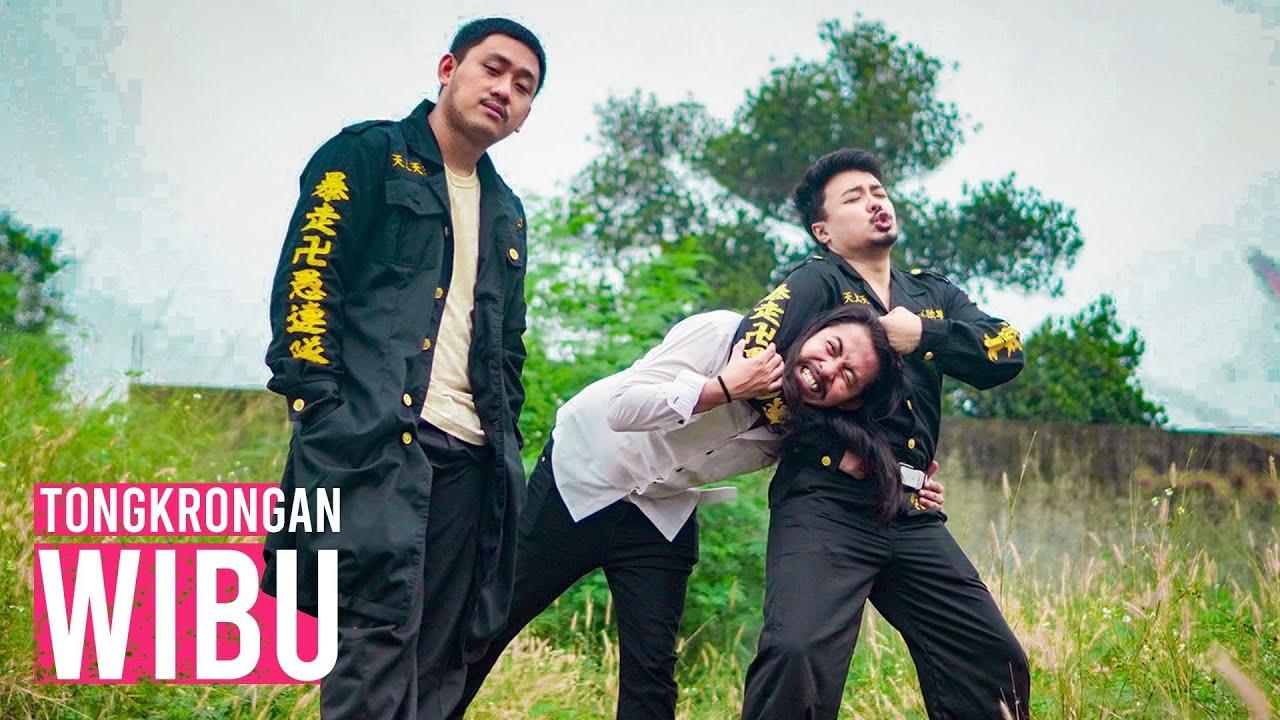 DEPOK REVENGERS   Tongkrongan WIBU #3