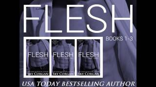 Flesh (Books 1-3) (Audiobook)