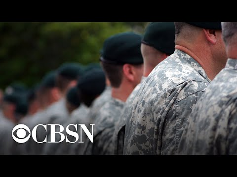 Sexual assault in the military affects men, too