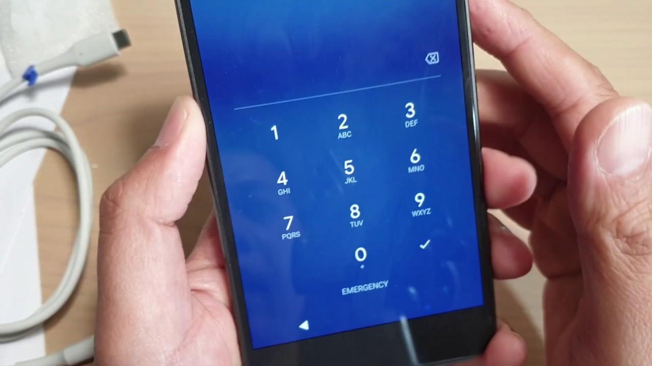 Google Pixel / XL: How to Reset PIN / Password / Pattern Lock Screen