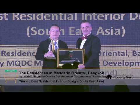 South East Asia Property Awards 2016: Best of the Best