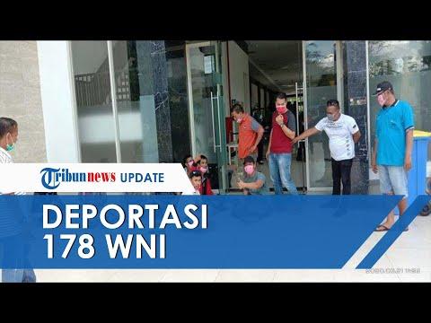 Lakukan Lockdown terkait Corona, Malaysia Deportasi 178 WNI, KJRI Kuching Minta Aturan Dipatuhi