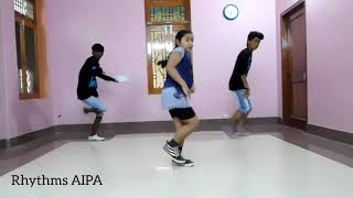 'Rock The Party'_ (Rocky Handsome) Old School Hiphop Dance Choreography