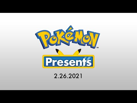 Pokémon Presents | #Pokemon25 - The Official Pokémon YouTube channel