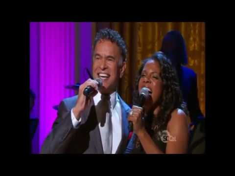 "Brian Stokes Mitchell & Audra McDonald ""Wheels of a Dream"" from Ragtime"