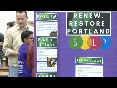 Minor Daniels Academy – STLP Competition