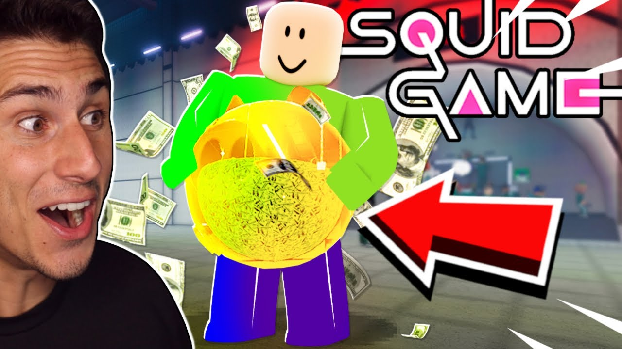 Download THE END OF SQUID GAME!   Roblox