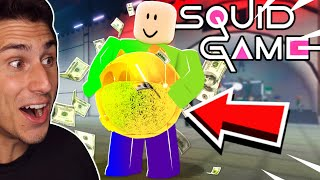 THE END OF SQUID GAME! | Roblox