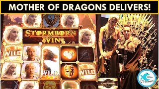 GET READY FOR THE NEW SEASON OF GAME OF THRONES w/ MAX BET WINNING!