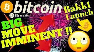 🚀BITCOIN HUGE MOVE IMMINENT!🚀bitcoin litecoin price prediction, analysis, news, trading