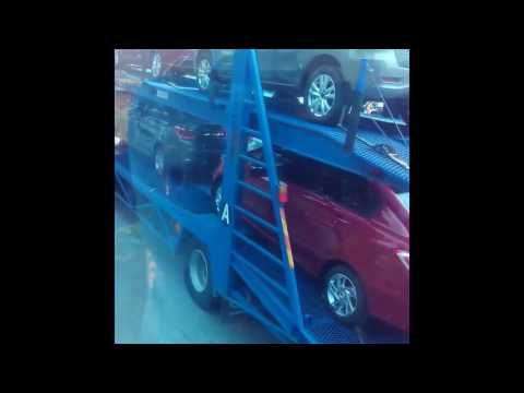 Brand new car Transport in Kuala Lumpur City - How Auto Shipping Auto Transport Works
