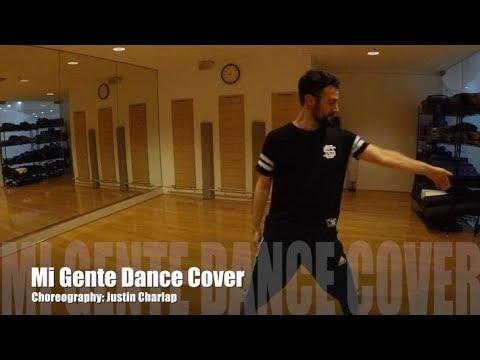 Mi Gente | Dance Cover | Nachle SF | Hip Hop Choreography