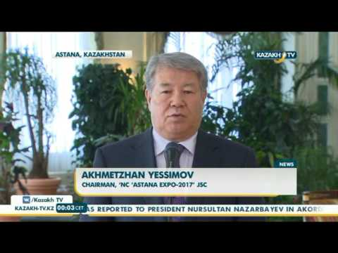 87 countries confirm participation in EXPO - Kazakh TV