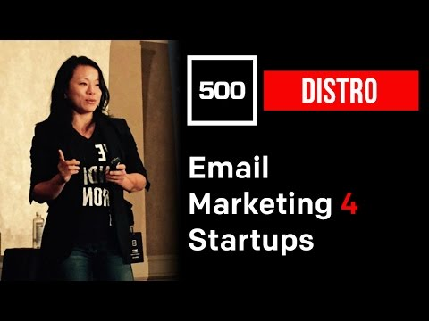 Email Marketing for Startups with Susan Su