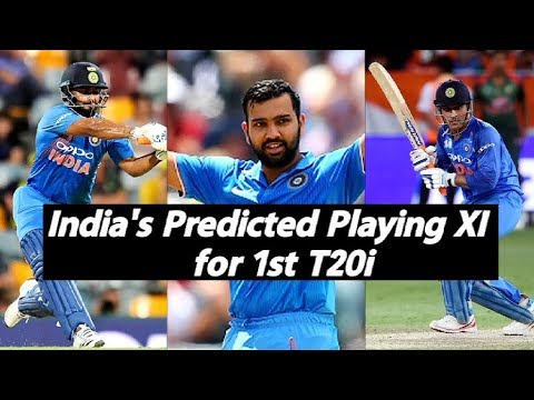 India's Likely XI For 1st T20 | Ind vs NZ | Sports Tak