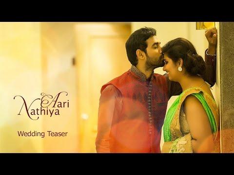 Aari + Nathiya Wedding Teaser