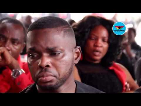 The Multimedia Group holds memorial service for KABA