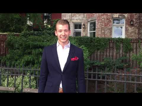 Meet a St. George Towers Resident: Grant Gaar, Scripps Networks Intern (Brooklyn)
