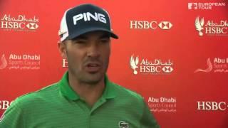 Abu Dhabi HSBC Golf Championship (T1) : Le trou-en-un de Grégory Havret