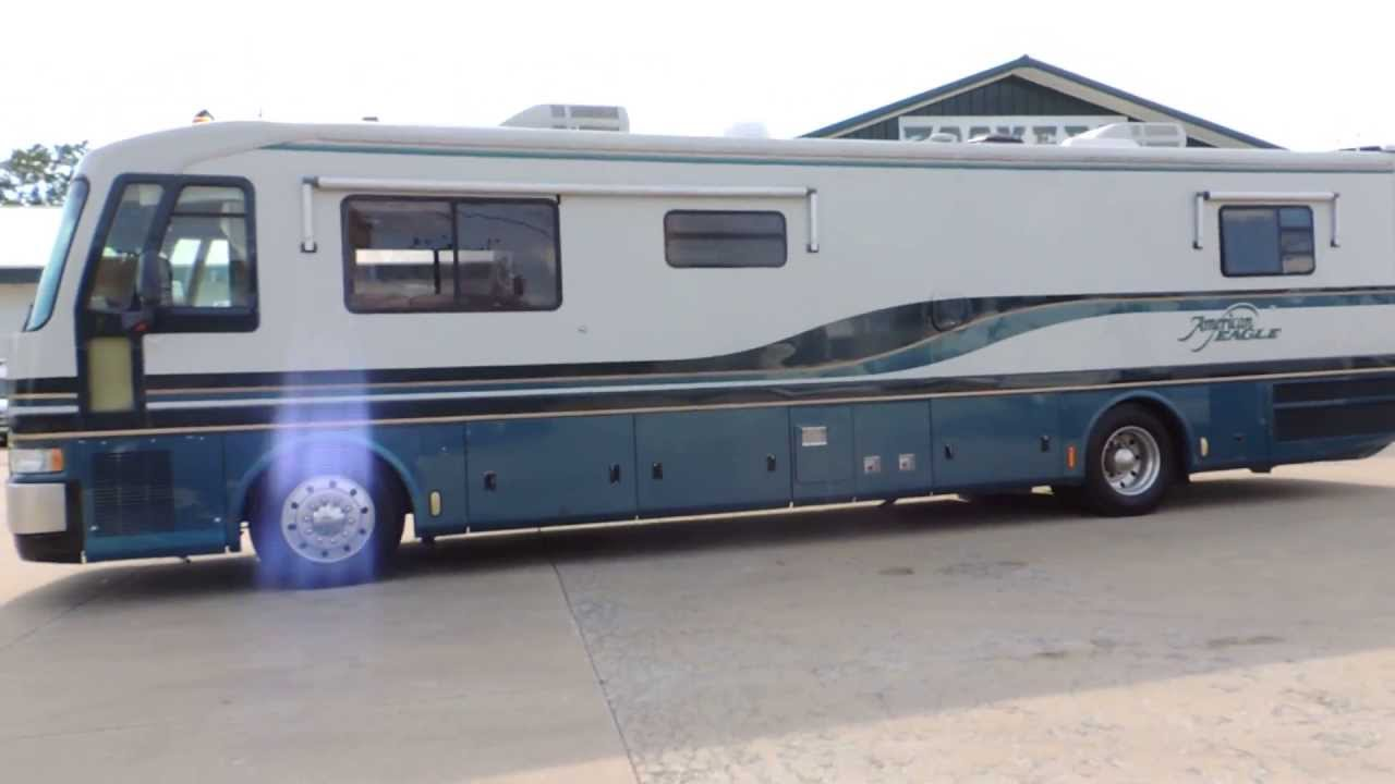 Good Solid 39  1995 American    Eagle    39AF Spartan Chassis