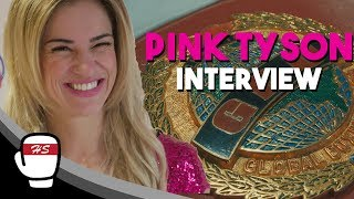 Pink Tyson Has A Message For Katie Taylor | Live on YouTube | Friday 24 November thumbnail