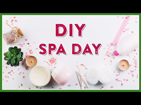 DIY SPA DAY AT HOME (VEGAN & CRUELTY FREE!)