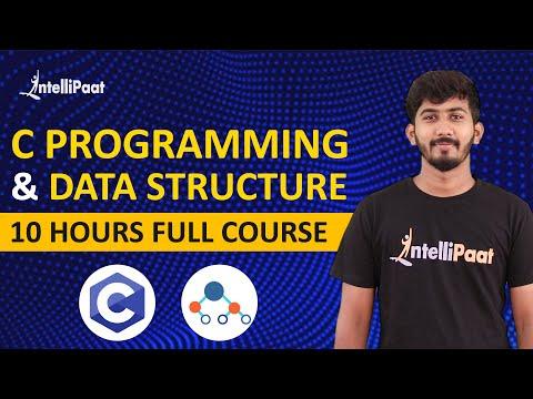 C Programming For Beginners   C Programming Tutorial   Learn C   Intellipaat