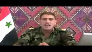 جبينك عالي ومابينطال ياهلجيش السوري الحرر