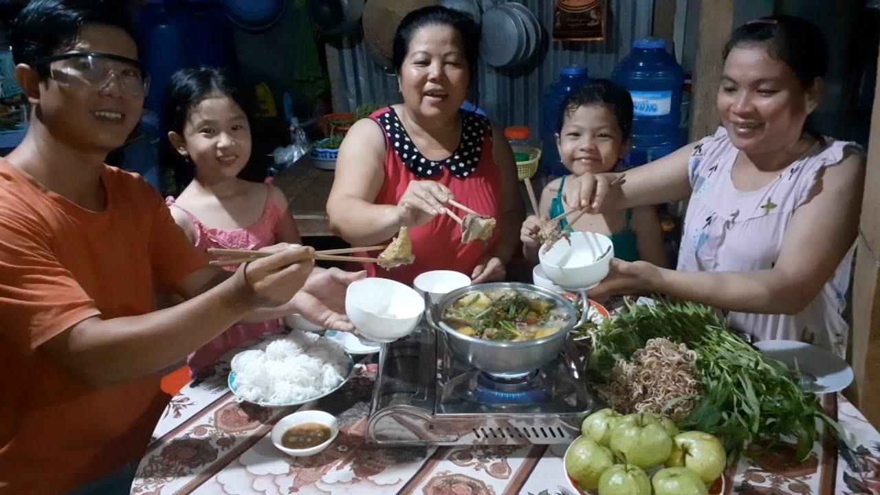 Vịt Nấu Chao Nấu Cỡ Này Ăn Mới Đã TKQ & Family T303