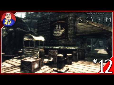 Razo'rs Infiltrasse na East Empire Company - Thiefes Guild #12 (Let's Play Skyrim) Jogador Plays