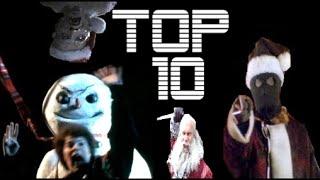 Top 10 Worst Christmas Horror Movies