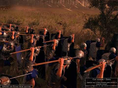 Antoine Vs Lepide - Total War : ROME II - Emperor Edition |