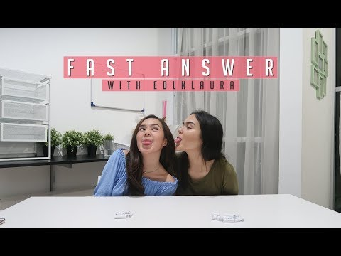 BEBY TSABINA - FAST ANSWER WITH LAURA (EDLNLAURA)