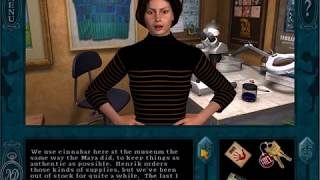 Nancy Drew: Secret of the Scarlet Hand - Speedrun (1:01:07) - Without Commentary