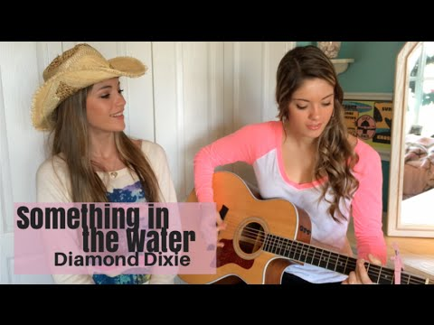 """Something in the Water"" Carrie Underwood- Diamond Dixie Cover"