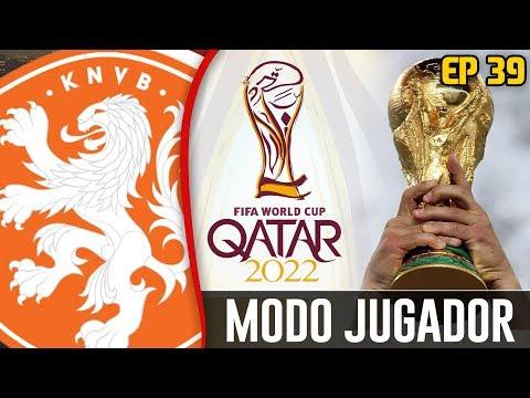 ¡¡MUNDIAL DE QATAR 2022!! ÉPICO | FIFA 17 Modo Carrera ''Jugador''' Holanda - EP 39