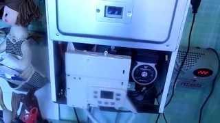 видео Настенные газовые котлы отопления Baxi