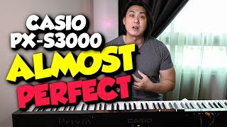 Casio Privia PX-S3000 Review - Here's Where It Falls Short