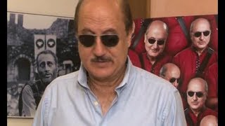 Anupam Kher Talks About