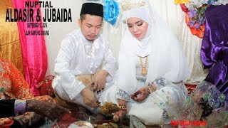 Download Mp3 Aldasir Jubaida Wedding Ceremony Disc 1 | September 13, 2019