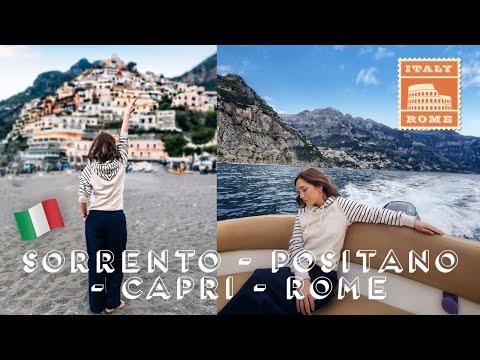 VLOG - DAILYCHERIE : ITALY ไปเที่ยวอิตาลีกัน