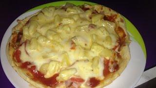 Пицца в мультиварке Redmond M 150