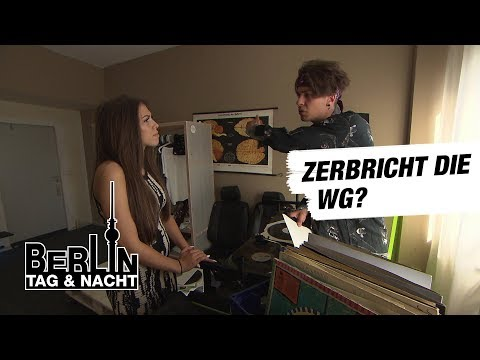 Berlin - Tag & Nacht - Verlässt Nik die WG? #1712 - RTL II