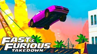Fast & Furious Takedown (by Universal Studios) Android Gameplay Trailer
