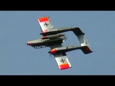 North American Rockwell OV-10B Bronco - German Air Force Luftwaffe