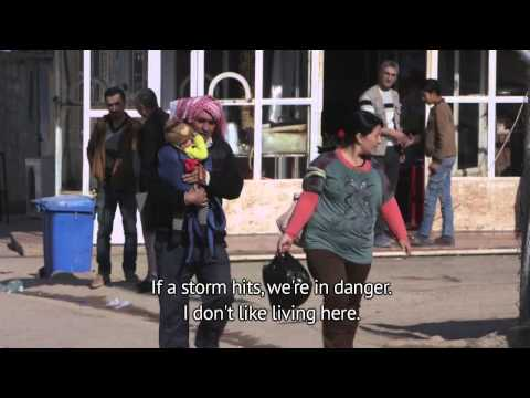 Four years of exile: Syrian refugees in Iraq