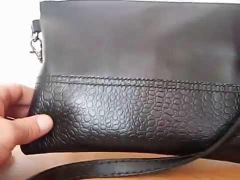 b21e62480825 Кожаная сумка своими руками.Handmade leather bag. - YouTube